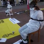 Schreibaktion gegen Folter