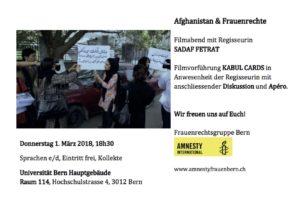 180301_Amnesty_Anlass_Afghanistan&Frauenrechte
